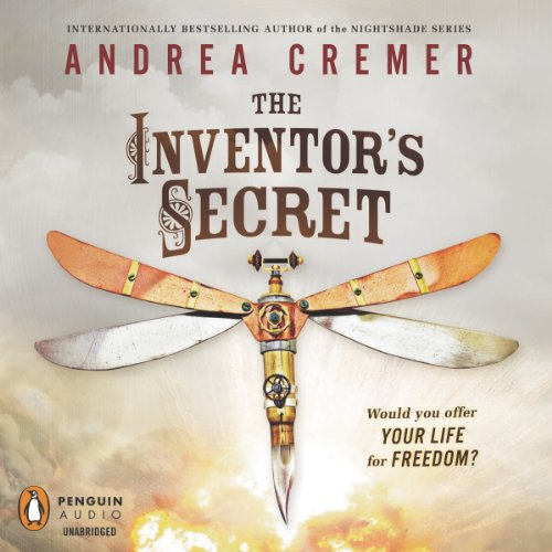 The Inventor's Secret audiobook cover art