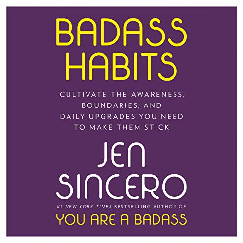 Badass Habits cover art