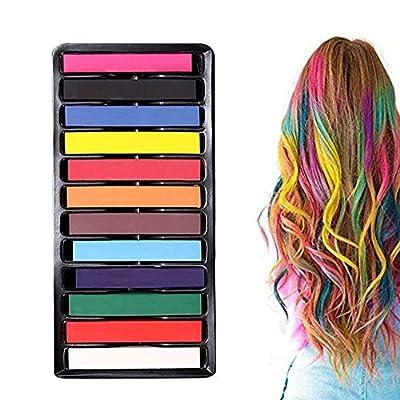 AIUIN Hair Crayon12 colores