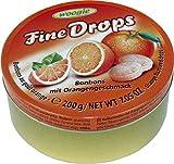 Woogie Fine Drops Orangengeschmack 200g -