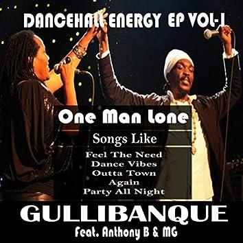 Dancehall Energy EP, Vol. I