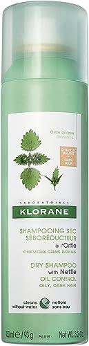 Klorane Shampoo Secco all'Ortica, 150 ml
