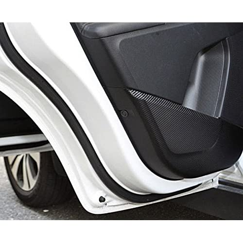 AT Premium Carbon Inside Door Cover Scratch Protector 4-pc Set For 13-17