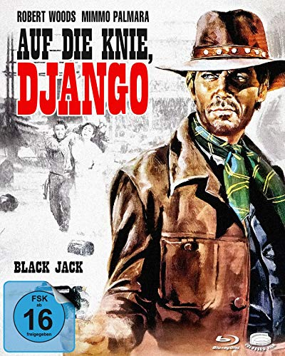 Auf die Knie Django (inkl. Bonus-DVD + Schuber) [Blu-ray]