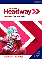 Headway: Elementary: Teacher's Guide with Teacher's Resource Center