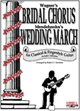 Bridal Chorus & Wed. March For Guitar
