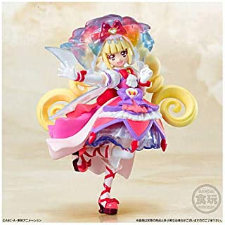 Hug! PreCure Cutie Miniature Toy Figure 4 / Cure Masheri Mother Heart Style 2