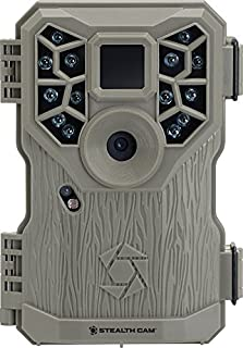 Stealth Cam 14 IR Emitter Hunting Game Trail Camera with HD Video (PX14)