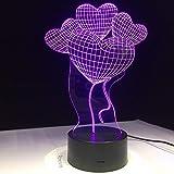 Kreative Geschenk Licht Ballon Nachtlicht mit Einer Vielzahl von Farbänderungen Beleuchtung Lava leuchtet Valentinstag