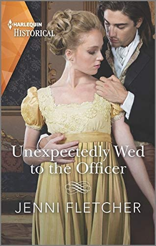 Unexpectedly Wed to the Officer A Historical Romance Award Winning Author Regency Belles of product image