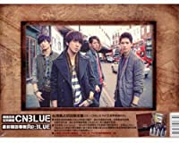 CNBLUE 4th Mini Album - Re:BLUE (CD + A4サイズフォルダー) (台湾独占初回限定A盤)