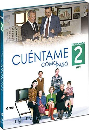 Pack: Cuéntame Cómo Pasó - Temporada 2 [DVD]