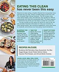 The Complete Clean Eating Cookbook: 200 Fresh Recipes and 3 Easy Meal Plans for a Healthy Diet #4
