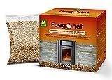 Fuego Net 231296 - Deshollinador Pellets 231296-1,5Kg