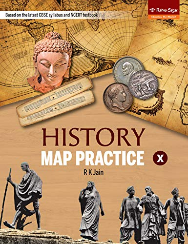 History Map Practice Class 10