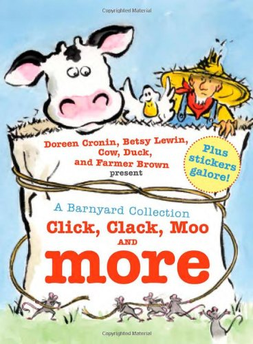Image of A Barnyard Collection: Click, Clack, Moo and More (A Click Clack Book)