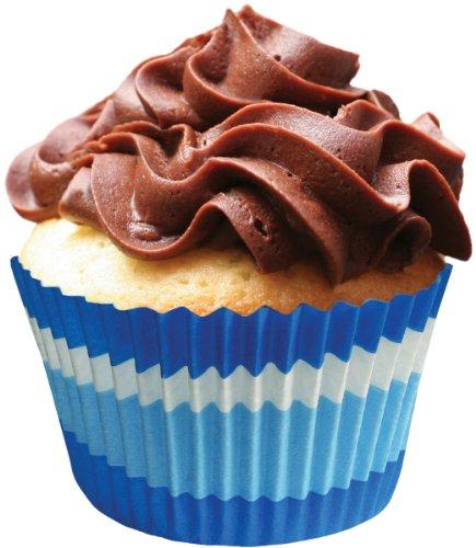 Cupcake Creations Jumbo Baking Cups, 24 Count, Blue