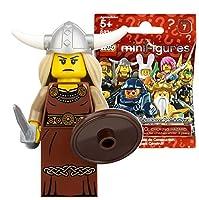 レゴ(LEGO) ミニフィギュア シリーズ7 女海賊 未開封品 |LEGO Minifigures Series7 Viking Woman 【8831-13】 [並行輸入品]