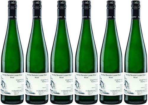 6x Ürziger Würzgarten Riesling Auslese 2006 - WeinGut Benedict Loosen Erben, Mosel - Weißwein
