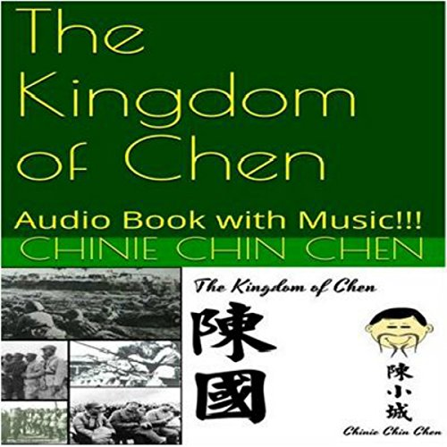 The Kingdom of Chen audiobook cover art