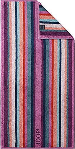 Joop! Handtuch Spirit Stripes 1664 | 88 Lavender - 50 x 100