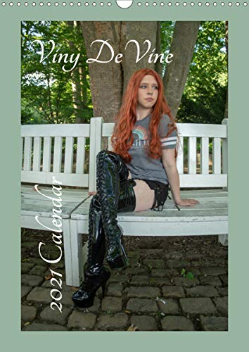Viny Devine - 2021 Calendar (Wandkalender 2021 DIN A3 hoch)