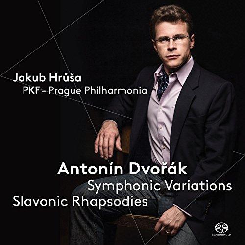 Dvorak: Variaciones Sinfonicas, Rapsodias Eslavas
