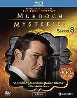 Murdoch Mysteries: Season 8 [Blu-ray] [Import]