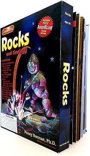 ScienceWiz - Rocks Activity Kit by Science Wiz