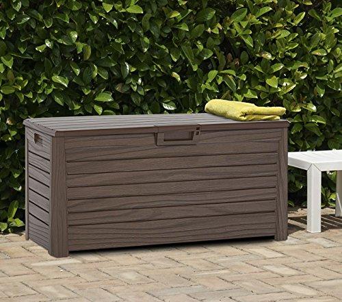 Toomax XL Kissenbox Florida, braun, 550L, 148cm - 3