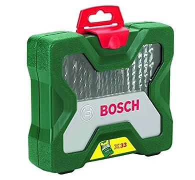 Foto di Bosch Home and Garden 2607019325 Set Misto di Accessori, green