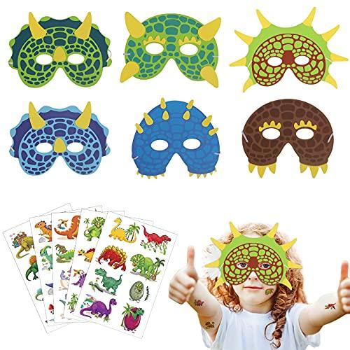 Máscaras Niños Animales Marca LOPOTIN
