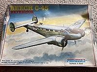 C-45 (ビーチ 18) 1/72 パイオニア2 海自マーキング付き