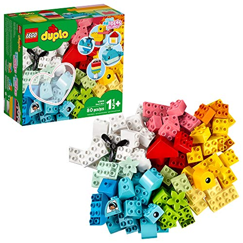 LEGO Duplo Heart Box - 10909 - 80 PCS