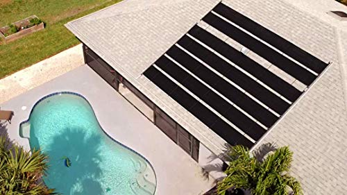 Lowest Prices! SmartPool S601P SunHeater Solar Heating System for In Ground Pool