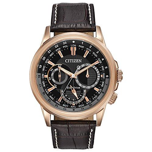 Citizen Eco-Drive BU2023-04E - Reloj de Pulsera para Hombre,...