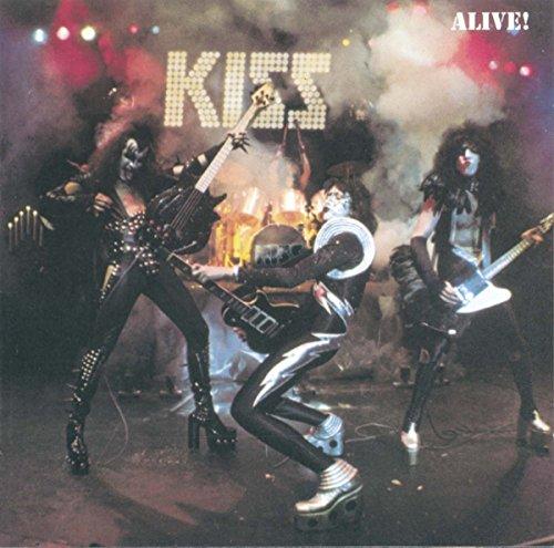Alive! (Limited Back to Black Vinyl) [Vinyl LP]
