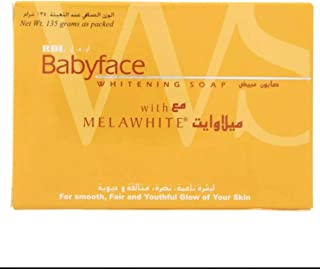 RDL Baby Face Whitening Soap, 135g
