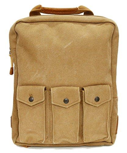 Whillas&Gunn - Bolso al hombro para mujer, color marrón, talla talla única