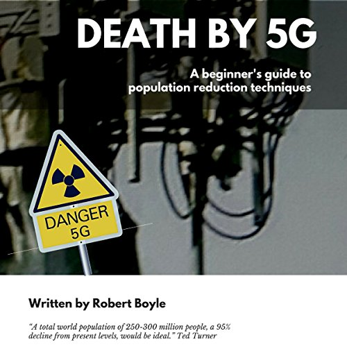 Death by 5G  By  cover art