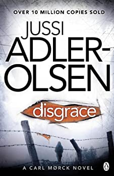 Disgrace (Department Q Book 2) by [Jussi Adler-Olsen]