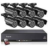 Rraycom 1080P security cameras System Outdoor...