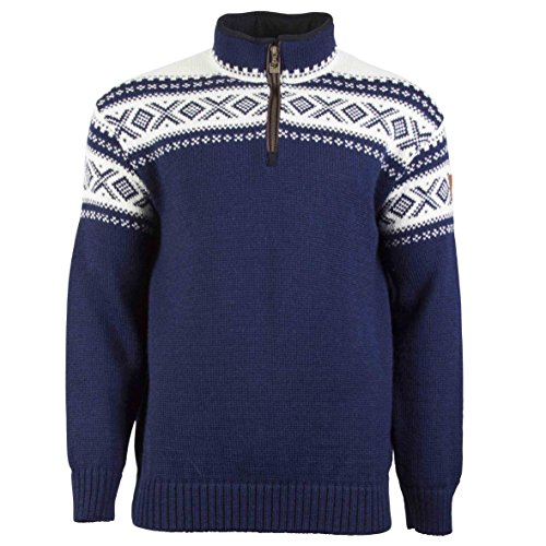 Dale of Norway Cortina Half Zip Sweater, Unisex, 93561, c, M
