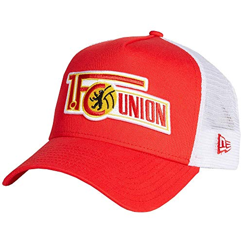 1. FC UNION Berlin Cap, Basecap, Mütze New ERA Logo-Rot