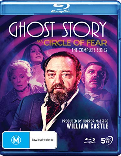 Ghost Story (AKA Circle Of Fear): The Complete Series [All-RegionBlu-Ray]