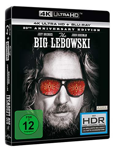 The Big Lebowski (4K Ultra HD) (+ Blu-ray 2D)
