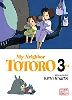 My Neighbor Totoro 3 (My Neighbor Totoro Film Comics)
