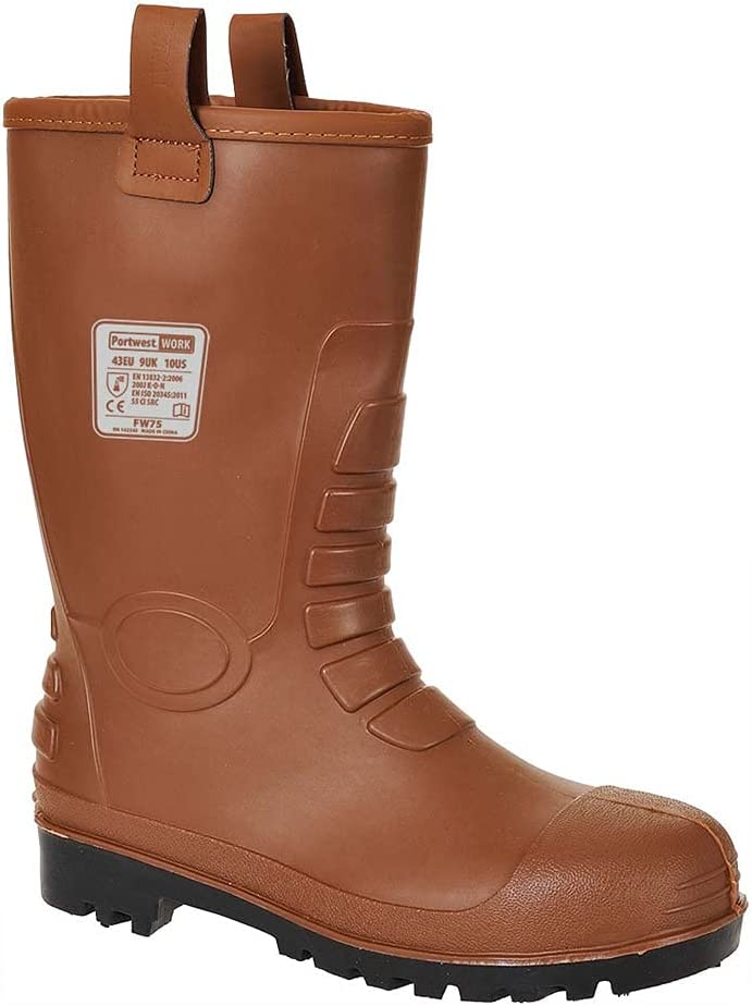Portwest FW75 Neptune Fur お気に入 Lined Rigger with 開店記念セール Boot Stee Protective