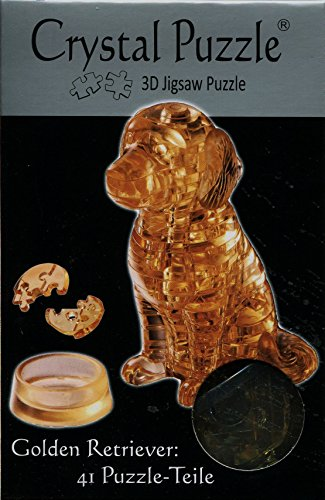 HCM Kinzel Jeruel 59122 - Crystal Puzzle, Golden Retriever