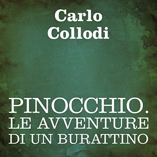 Pinocchio copertina